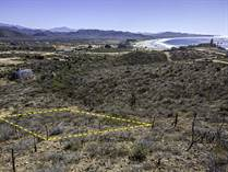 Lots and Land for Sale in Cerritos Beach, Baja California Sur $98,000