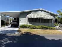 Homes Sold in Southwind Mobile Home Park, Palm Harbor, Florida $68,000