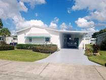 Homes for Sale in Ariana Village, Lakeland, Florida $47,500