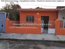 Homes for Sale in Chuburna de Hidalgo, Merida, Yucatan $1,100,000