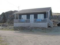 Homes for Sale in Elliston, Newfoundland and Labrador $189,900