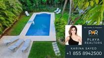 Homes for Sale in Playacar Phase 2, Playa del Carmen, Quintana Roo $750,000