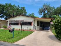 Homes for Sale in Kingswood, Riverview, Florida $79,900
