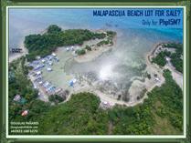 Lots and Land for Sale in Daan Bantayan, Cebu ₱15,000,000