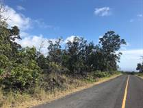 Lots and Land for Sale in Hawaii, OCEAN VIEW, Hawaii $45,000