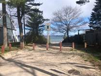 Lots and Land for Sale in Thunder Beach, Tiny, Ontario $999,000