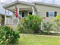 Homes for Sale in Hidden Valley MHP, Orlando, Florida $82,000