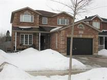 Homes for Sale in Edgehill/Miller Subdivision, Barrie, Ontario $574,900