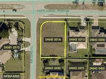 Lots and Land for Sale in Cape Coral, Florida $44,900
