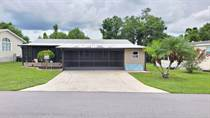 Homes for Sale in Foxwood Village, Lakeland, Florida $52,500
