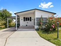 Homes for Sale in Whispering Pines MHP, Kissimmee, Florida $38,000