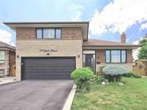 Homes for Sale in Islington/Westway, Toronto, Ontario $1,399,999