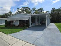 Homes for Sale in Forest Lake Estates, Zephyrhills, Florida $72,000