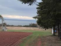 Lots and Land for Sale in Rice point, Canoe Cove, Prince Edward Island $449,900