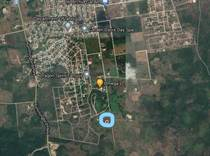 Lots and Land for Sale in Belmopan, Cayo $17,500