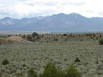 Lots and Land for Sale in Ranchos de Taos, New Mexico $58,000