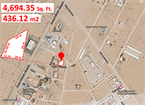 Lots and Land for Sale in In Town, Puerto Penasco, Sonora $15,000