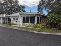 Homes for Sale in Twin Lakes, Clearwater, Florida $29,900