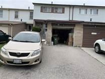 Homes for Sale in Malvern, Toronto, Ontario $699,000