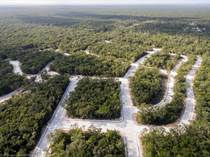 Lots and Land for Sale in Aldea Zama, Tulum, Quintana Roo $996,463