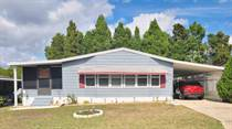 Homes Sold in Foxwood Village, Lakeland, Florida $29,500