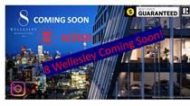 Condos for Sale in Yonge/Wellesley, Toronto, Ontario $490,000