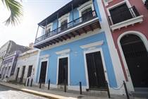 Homes for Sale in Old San Juan, San Juan, Puerto Rico $1,494,000