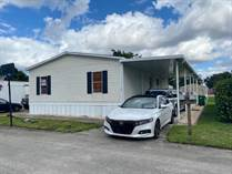 Homes for Sale in East Pine Ridge, Davie, Florida $64,999