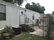 Homes for Sale in Lamplighter On The River, Tampa, Florida $14,500