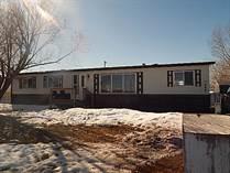 Homes Sold in Coronation, Alberta $22,900