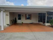 Homes for Sale in Riverside Club, Ruskin, Florida $59,900