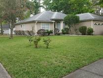 Homes for Sale in Clay County, Orange Park, Florida $239,000