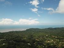 Lots and Land for Sale in Ojochal, Puntarenas $129,000