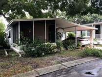 Homes for Sale in Bays End, Safety Harbor, Florida $37,500