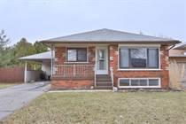 Homes for Sale in Brier Park, Brantford, Ontario $384,900