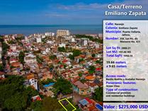 Homes for Sale in Emiliano Zapata, Puerto Vallarta, Jalisco $275,000