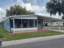 Homes for Sale in Forest Lake Estates, Zephyrhills, Florida $45,000