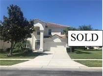 Homes Sold in Windsor Hills, Kissimmee, Florida $460,000