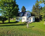 Homes Sold in York, Prince Edward Island $219,000