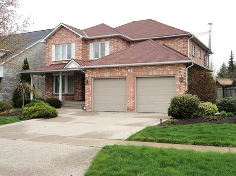 64 Beasley Crescent Cambridge Ontario By Canadian