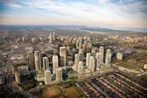 Condos for Sale in Burnhamthorpe/Confederation, Mississauga, Ontario $410,000