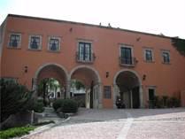 Lots and Land for Sale in Ojo de Agua, San Miguel de Allende, Guanajuato $187,500