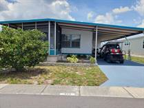 Homes for Sale in Serendipity Mobile Home Park, Clearwater, Florida $30,000