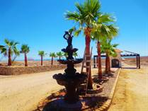 Lots and Land for Sale in Rancho Costa Verde , San Felipe, Baja California $29,000