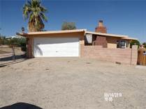 Homes for Sale in California, 29 Palms, California $105,000