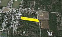 Lots and Land for Sale in Tamanche, Yucatan $2,880,000