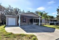 Homes for Sale in Southport Springs, Zephyrhills, Florida $40,000