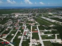 Lots and Land for Sale in El Ejecutivo, Bávaro, La Altagracia $87,000