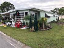 Homes for Sale in Down Yonder Village, Largo, Florida $29,900