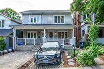 Homes Sold in Beach, Toronto, Ontario $1,223,000
